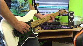 """Iron Maiden - """"The Unbeliever"""" (Guitar Cover)"""
