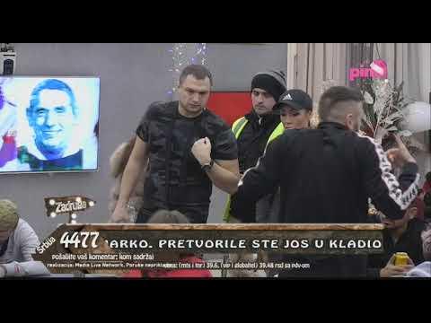 Zadruga 2 - Žestoka svađa Pavla i Ša - 26.01.2019.