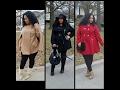 Plus Size Winter Lookbook: Coat Couture