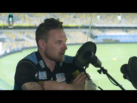 Podcast Ep 3 - Brendon McCullum