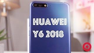 Обзор Huawei Y6 2018: полноэкранный, доступный, не идеальный?