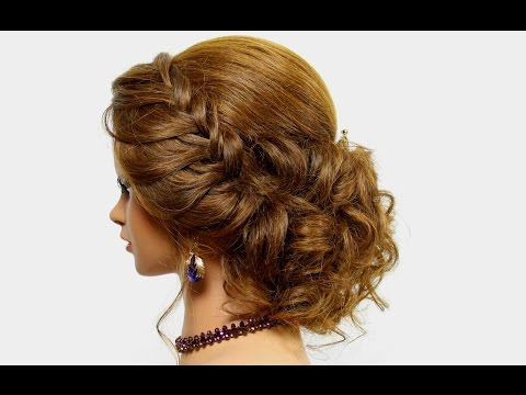 Prom Updo: Hairstyle for Long Hair Tutorial