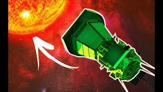 NASA летит к СОЛНЦУ?