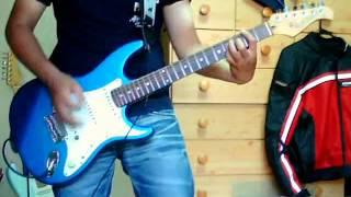 元AKB48'小野恵令奈'さんのえれぴょんをギターで弾いてみました。