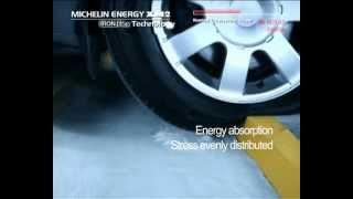 Michelin XM2 Test - Pothole Resistant Tyres(, 2012-05-20T12:22:05.000Z)