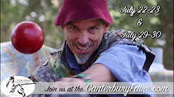 Canterbury Renaissance Faire 2017 in Silverton Oregon