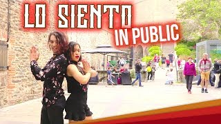 Hello ! Here is our last dance cover: Lo Siento :) Dancers : Tia GB...