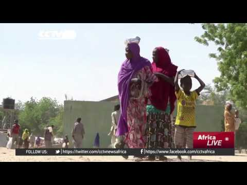 Hundreds in Nigeria displaced by Boko Haram return home