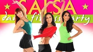 Salsa Dance Fitness Party with Yesenia Adame DVD / instant streaming @ WorldDanceNewYork.com