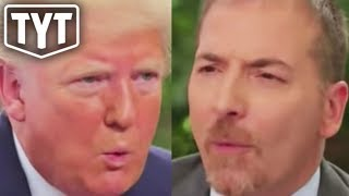 """Chuck Todd To Trump: """"What Are You Talking About?"""""""