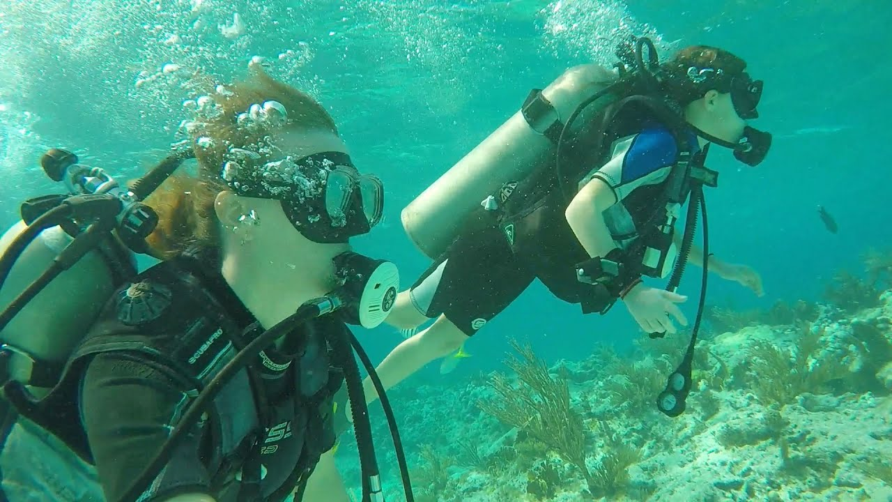 Kids and scuba diving youtube - Dive in scuba ...