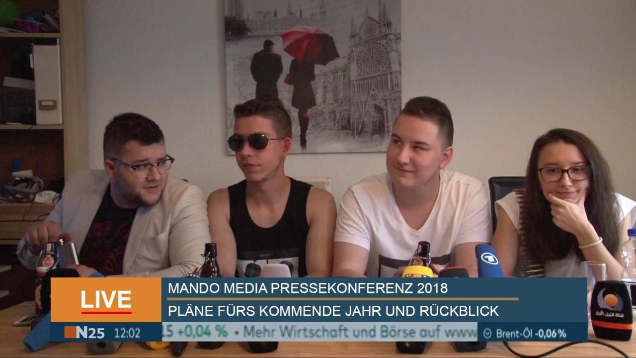 N24 Pressekonferenz