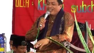 Pengajian Walimatus Safar ~ KH.Ali Subchan Al Hafidz. Megonten Demak