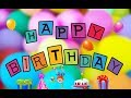 Happy Birthday to you song | Most popular Birthday Version For Baby Kids
