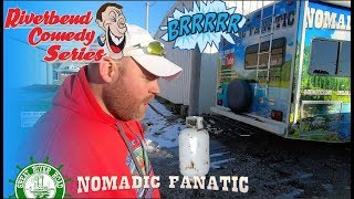 RV Heating Costs, Christmas Movies, & Live Comedy