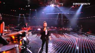 Kurt Calleja - This Is The Night - Live - 2012 Eurovision Song Contest Semi Final 2