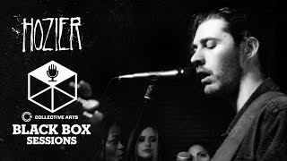 "Hozier - ""Angel of Small Death..."" + ""Take Me To Church"" (Collective Arts Black Box Sessions)"