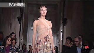 VALENTINO Haute Couture Fall 2014 Paris - Fashion Channel