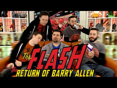THERE ARE TOO MANY FLASHES!   The Flash: The Return of Barry Allen   Back Issues