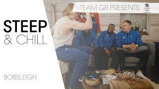 Winter Olympic Bobsleigh stars ft. Joel Fearon | Steep & Chill Episode 3