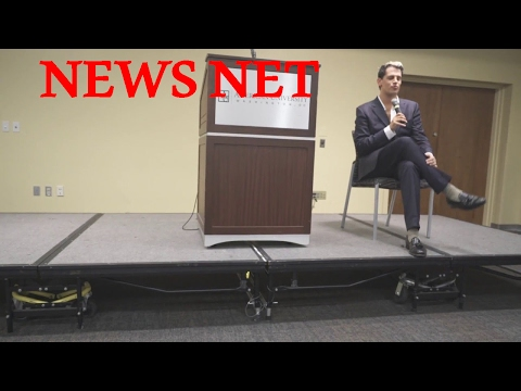 Milo Yiannopoulos at American University!