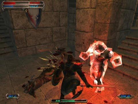 Blade of Darkness: KILLS & FIGHTS / gameplay mix v2