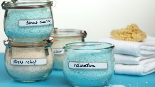 Gambar cover DIY Bath Salts - Martha Stewart