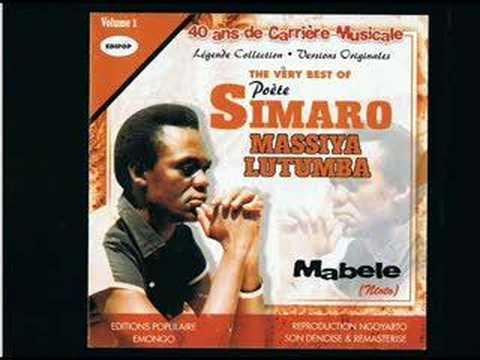 Simaro Massiya Lutumba - Mahele