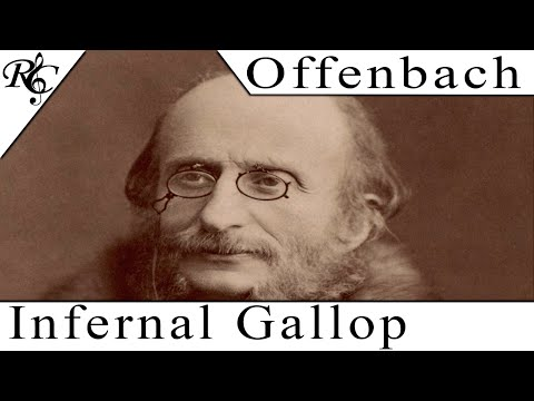 Offenbach - Infernal Gallop (Can Can)