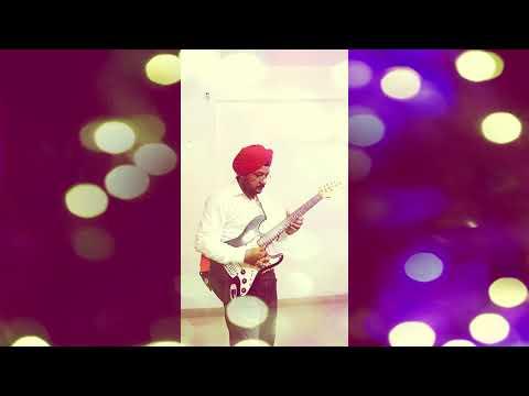 Tujhe dekha to ye jana sanam guitar cover/Dilwale Dulhania Le Jayenge (1995) 720p HD