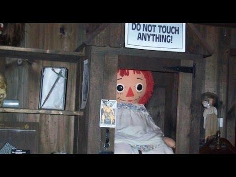 La vera storia di Annabelle - la bambola maledetta - YouTube