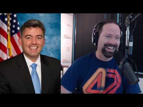 Ross Kaminsky - Sen Cory Gardner on Space Command, BLM move, Mexico tariffs and more