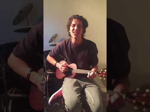 Dane Gerard - Cover - Somewhere Over The Rainbow (By Israel K.)