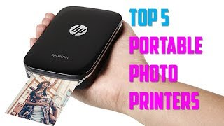 5 Best Portable Photo Printers to Buy in 2019