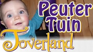 Peutertuin (toddlers Playground) @ Toverland - Baby's First Slide, Swing, Carousel,...