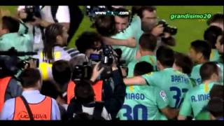 HD  Levante   FC Barcelona 1 1 Highlights from La Liga 2011 05 11 FC Barcelona winner of La Liga1