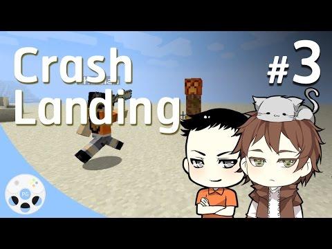 Minecraft Mod FTB Crash Landing #3 - ครีปเปอร์ ฮิปสเตอร์ หมวกฟักทองแฟชั่น