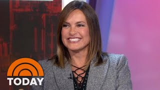 Mariska Hargitay Talks Season 20 Of 'Law & Order: SVU' | TODAY