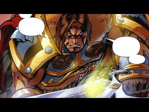 The Story of Varian Wrynn - Part 1 of 5 [Lore]