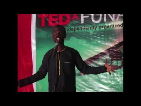 Youth Unemployment | Olumide Adeleye | TEDxFUNAAB