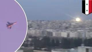 قنابل عنقودية تستهدف مستشفيات ومدارس في حلب وتسفر عن مقتل أكثر 46 مدني