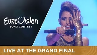 LIVE Barei - Say Yay! (Spain) at the Grand Final of the 2016...