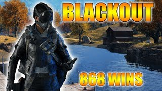 NEW UPDATE TUESDAY! // BLACKOUT // SHAMROCK & AWE // 868 WINS! // NEW UPDATE!!! // CoD // PS4