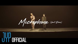 """Young K """"Microphone (Feat. 다운(Dvwn))"""" LIVE CLIP"""