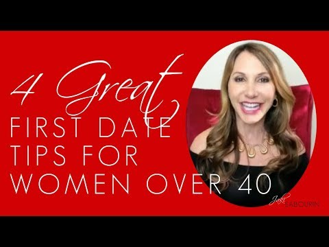 4 Tips For Great First Dates For Women Over 40, 50 Or 60 | Engaged At Any Age | Jaki Sabourin
