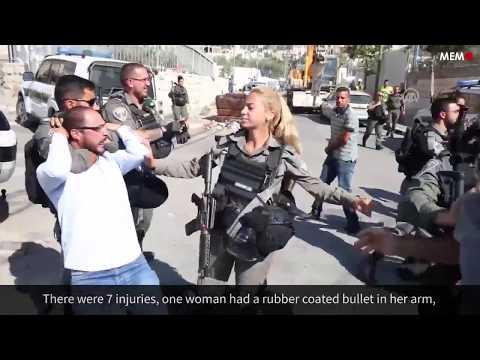 Israeli Forces Demolish Palestinian Printing Press In Jerusalem