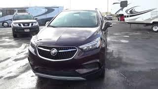 18B028 2018 Buick Encore Preferred For Sale Columbus Ohio