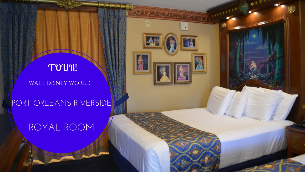 Wdw Port Orleans Riverside Royal Room Tour Youtube