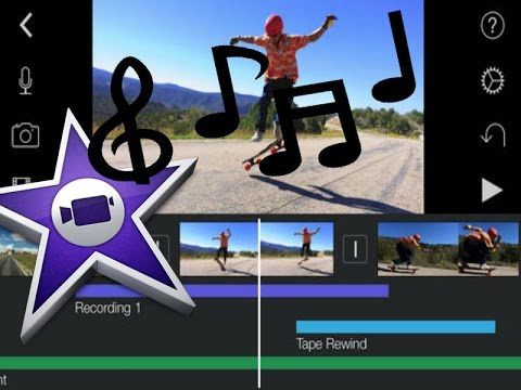 iMovie Music: How to Add Background Music - Wondershare
