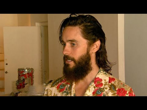 '30 Seconds To Mars' Frontman Jared Leto Gives Exclusive Tour Of Personal Studio, Talks New Album